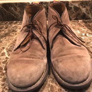 Doc Martin Suede Boots